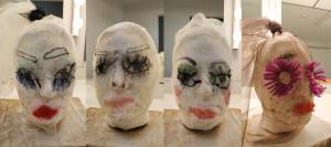 Les Bonnes slide masque